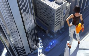 Video Game - Mirror's Edge Wallpapers and Backgrounds ID : 340250
