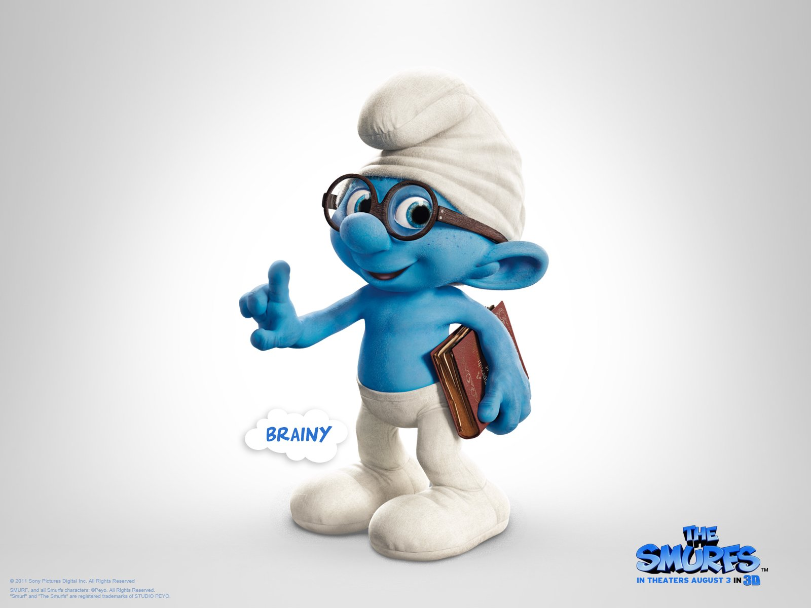 20 the smurfs hd wallpapers | background images - wallpaper abyss