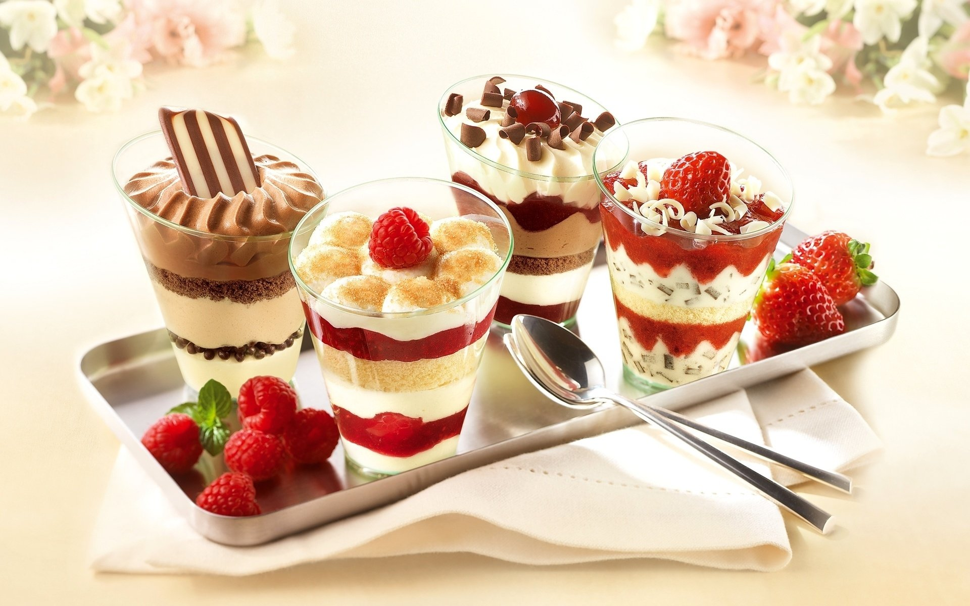 538 Dessert HD Wallpapers