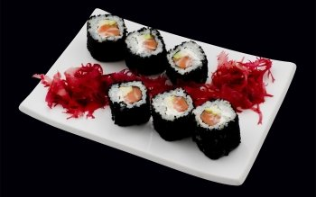 Food - Sushi Wallpapers and Backgrounds ID : 341601