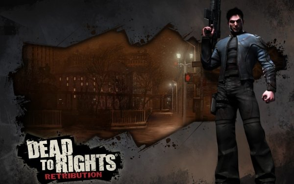Video Game Dead To Rights: Retribution HD Wallpaper | Background Image
