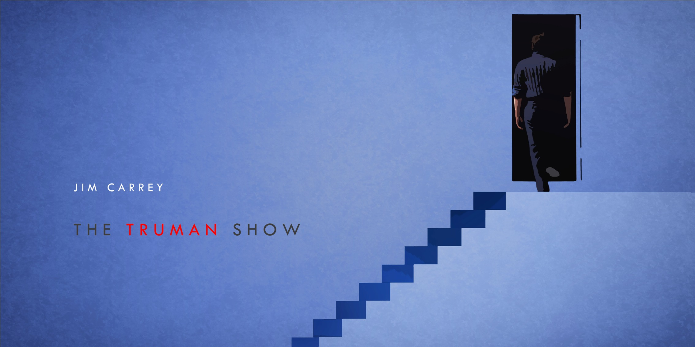 the truman show The truman show 565k likes the world is watching.