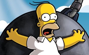 Televisieprogramma - The Simpsons Wallpapers and Backgrounds ID : 342367