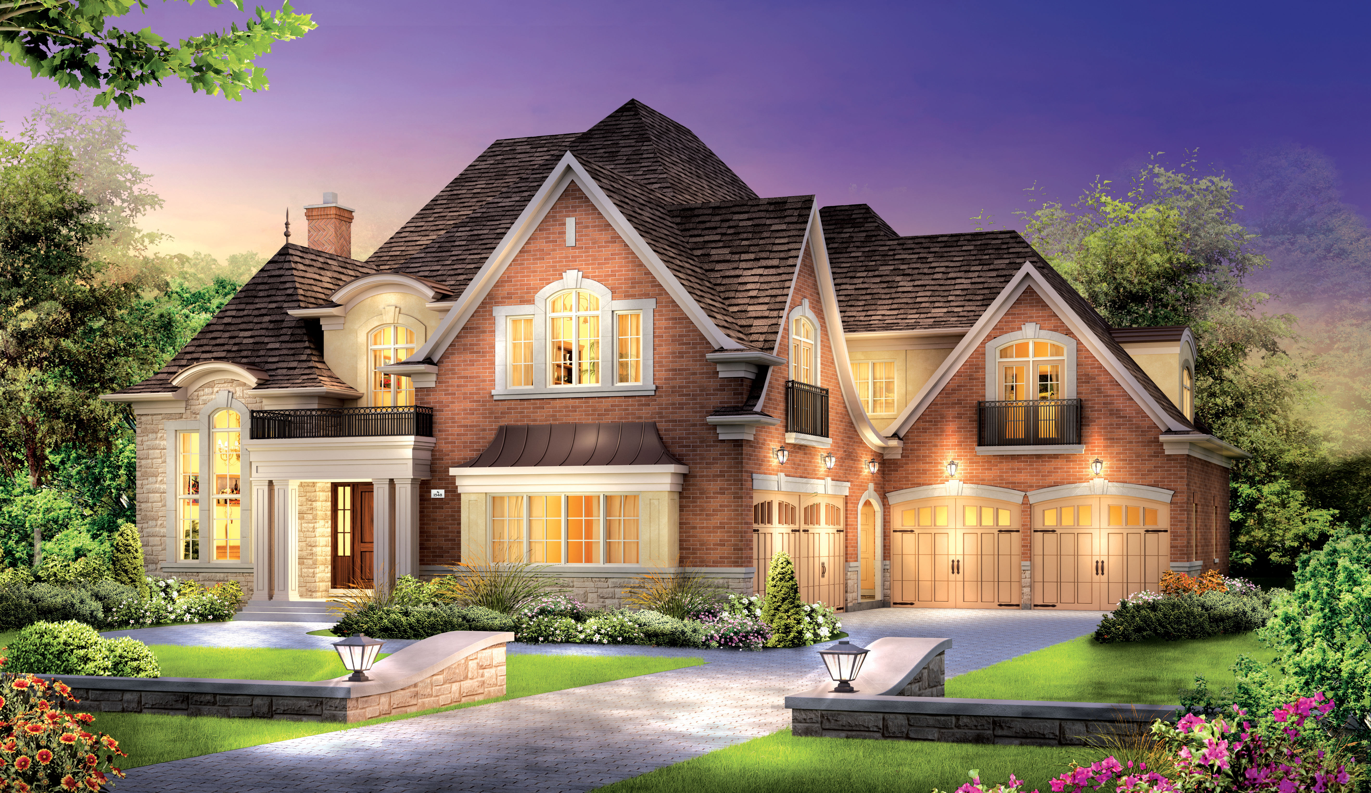 House 5k retina ultra hd wallpaper and background for Wallpaper with houses on