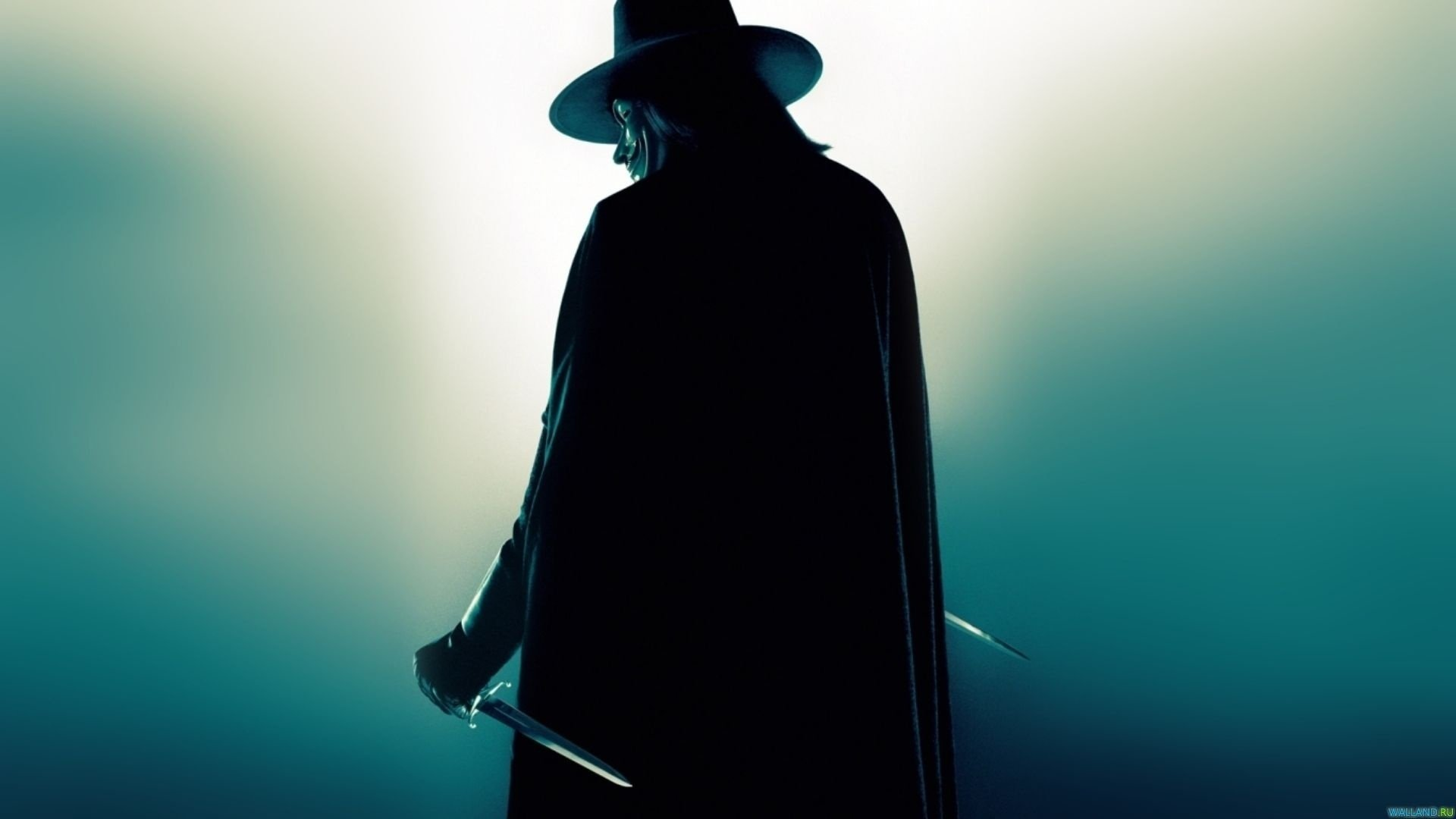 V For Vendetta Full HD...V For Vendetta Movie Wallpaper