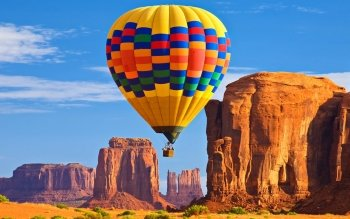 Vehicles - Hot Air Balloon Wallpapers and Backgrounds ID : 343645