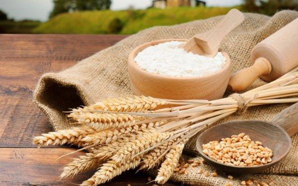 Food Baking Wheat Flour HD Wallpaper | Background Image