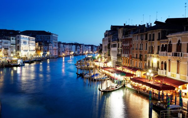 Man Made Venice Cities Italy HD Wallpaper | Background Image