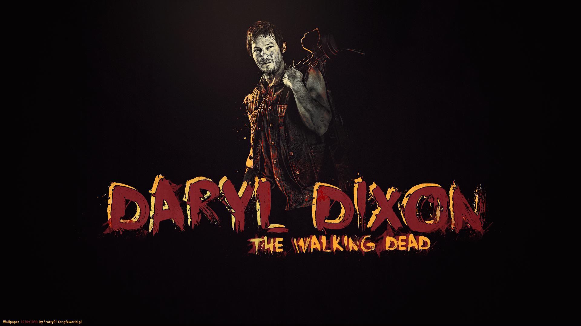 Tv show the walking dead daryl dixon the walking dead norman