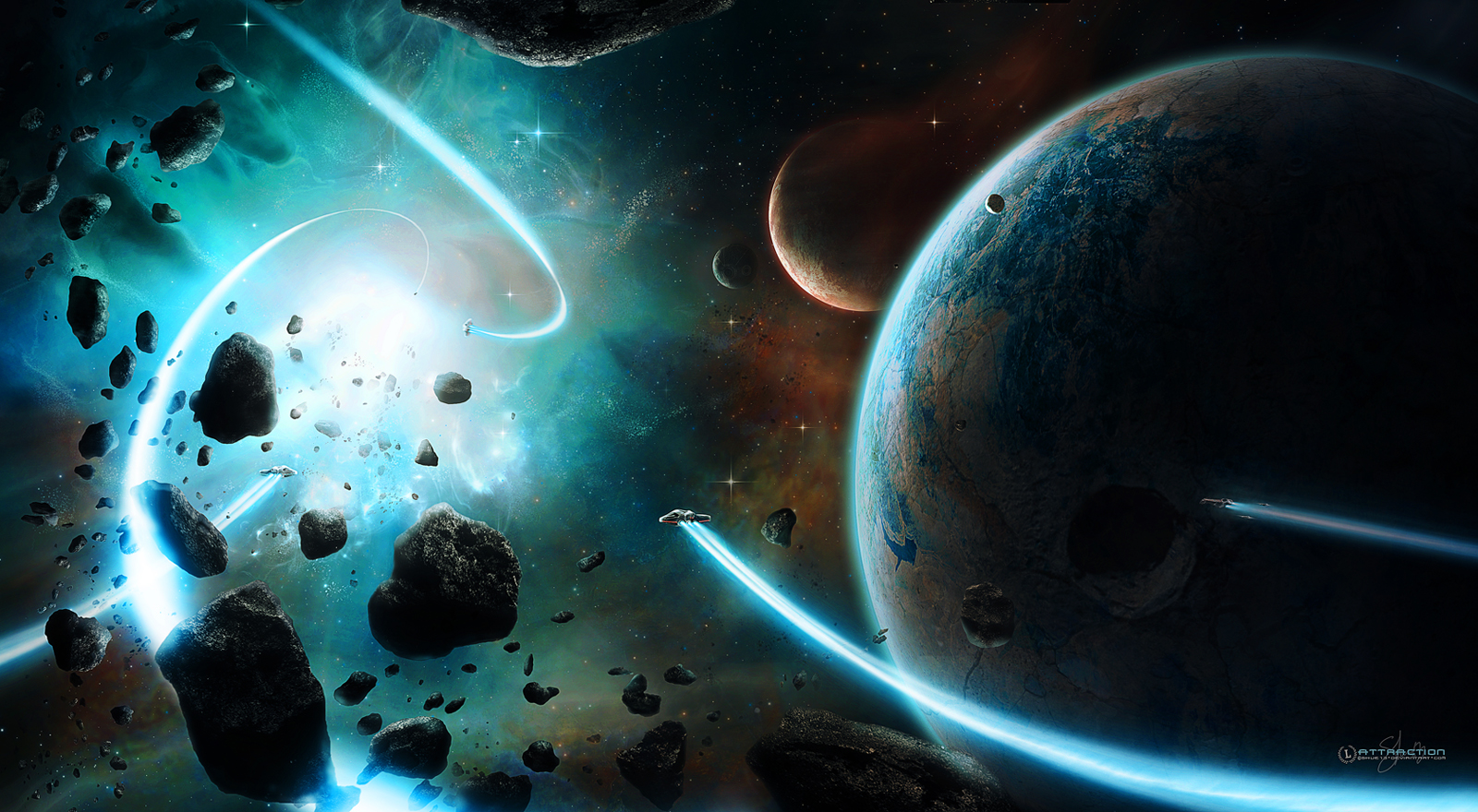 Space Wallpaper And Background Image