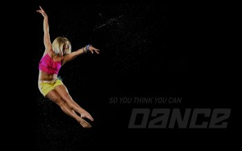 Televisieprogramma - So You Think You Can Dance Wallpapers and Backgrounds