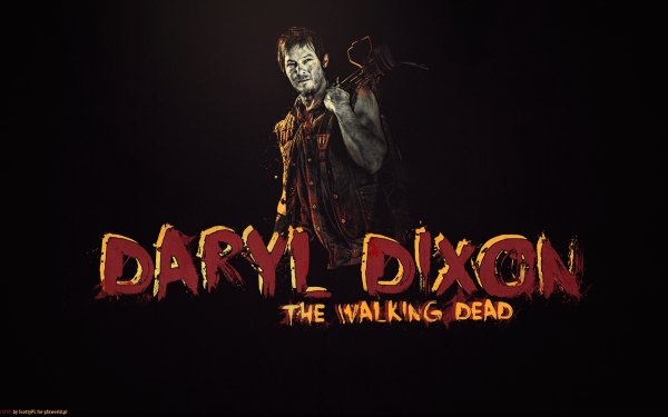 TV Show The Walking Dead Norman Reedus Daryl Dixon HD Wallpaper | Background Image