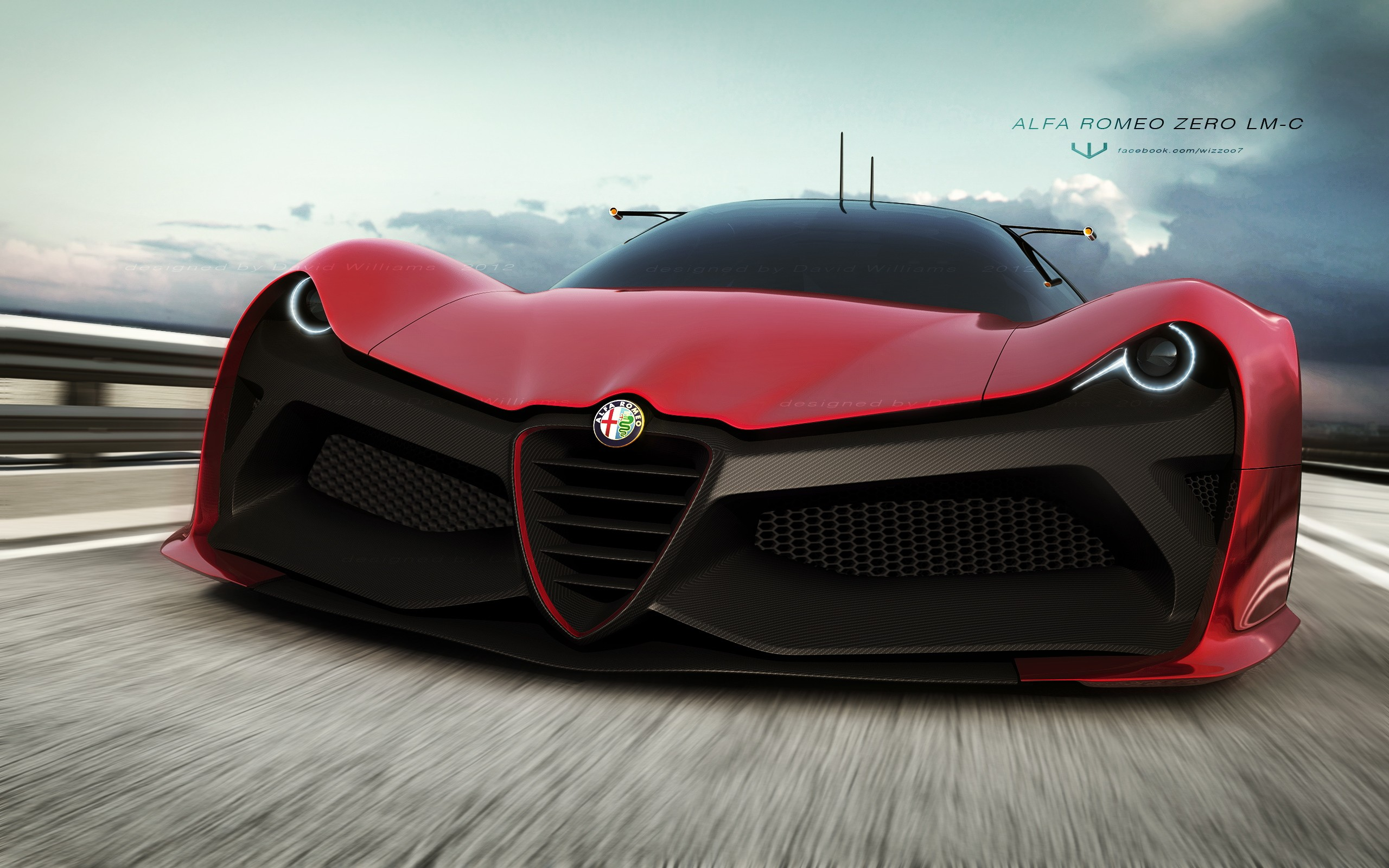 1 Alfa Romeo Zero Lm C Hd Wallpapers Background Images