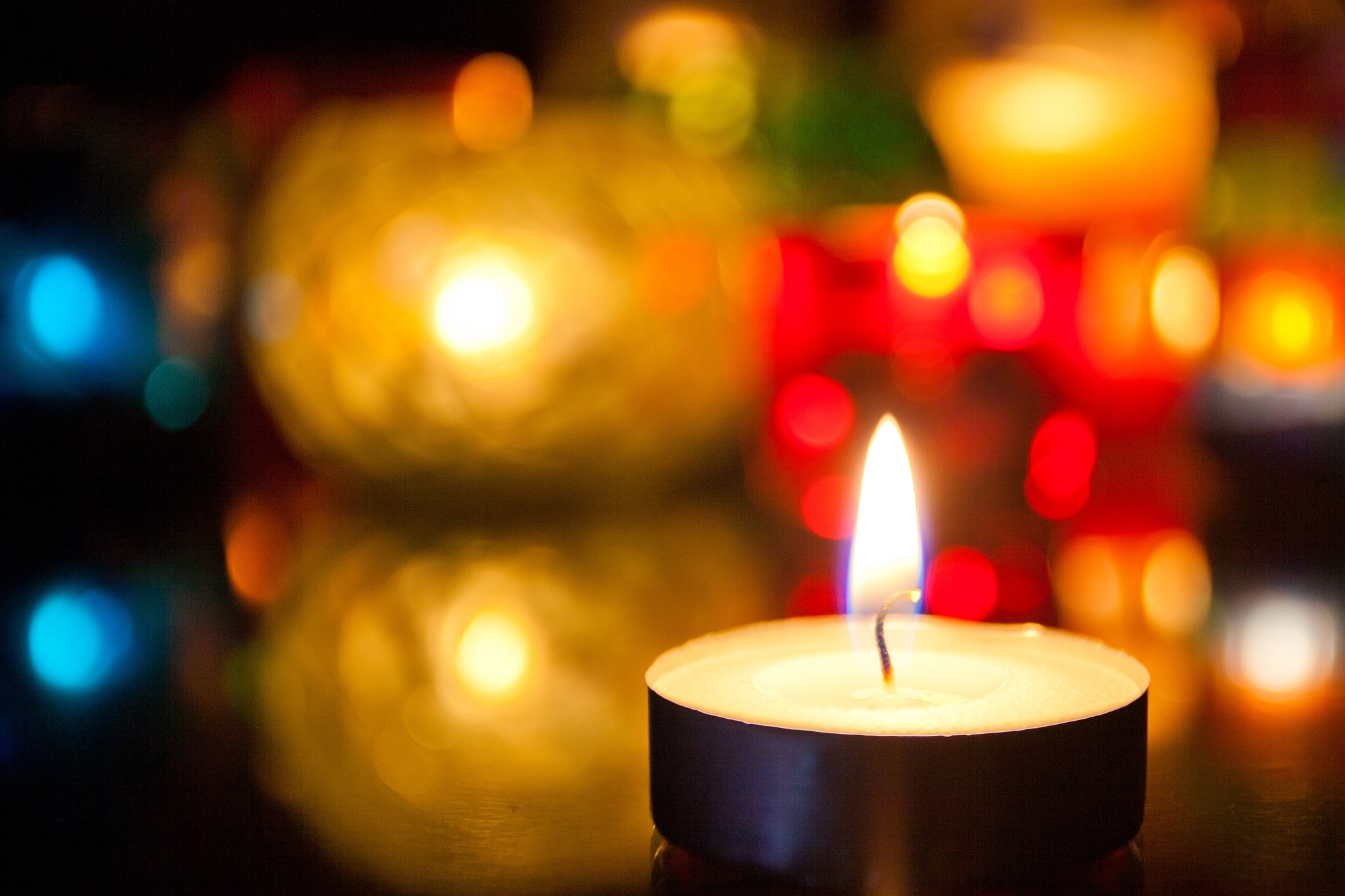 candle full hd wallpaper and background image | 2048x1365 | id:345847