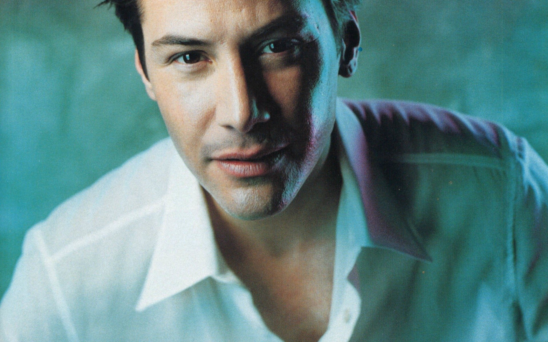 Celebrity - Keanu Reeves  Wallpaper