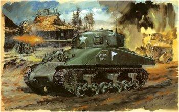 20 M4 Sherman HD Wallpapers