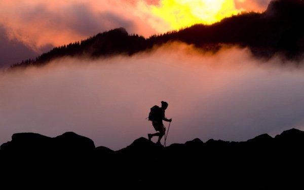 Sports Hiking HD Wallpaper   Background Image