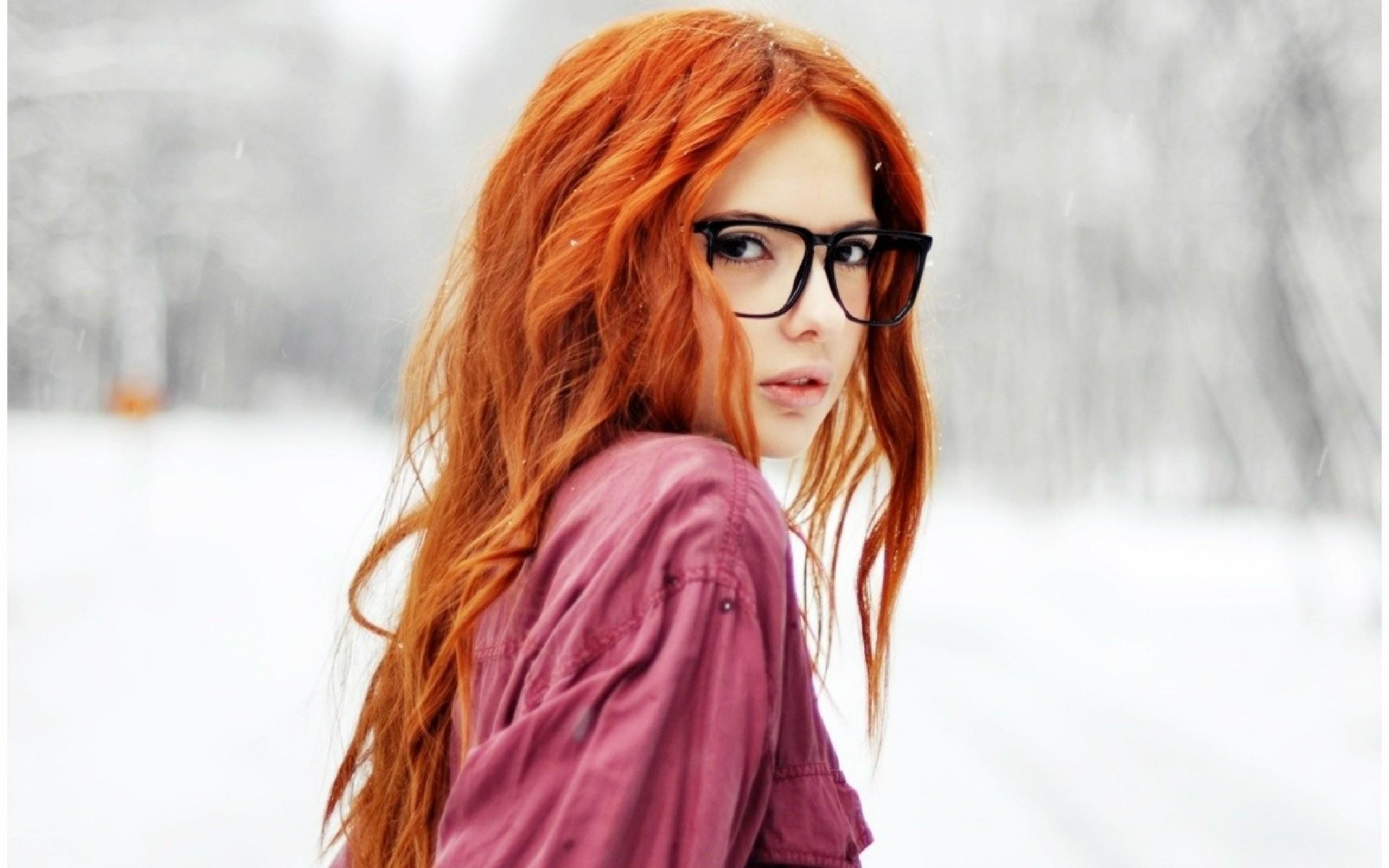 Рыжая бесстыжая Veronica Avluv