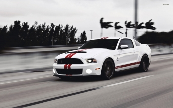 Vehicles - Ford Mustang GT500 Wallpapers and Backgrounds ID : 346785