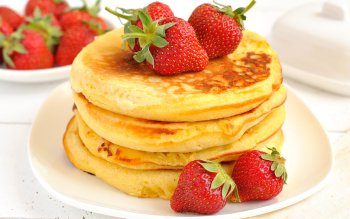 Alimento - Pancake Wallpapers and Backgrounds ID : 346896