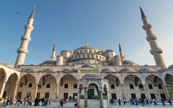 Religioso - Sultan Ahmed Mosque Wallpapers and Backgrounds ID : 348494