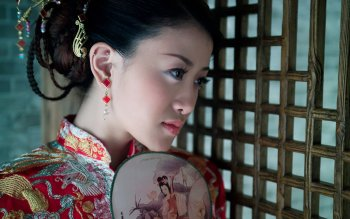 Women - Oriental Wallpapers and Backgrounds ID : 348762
