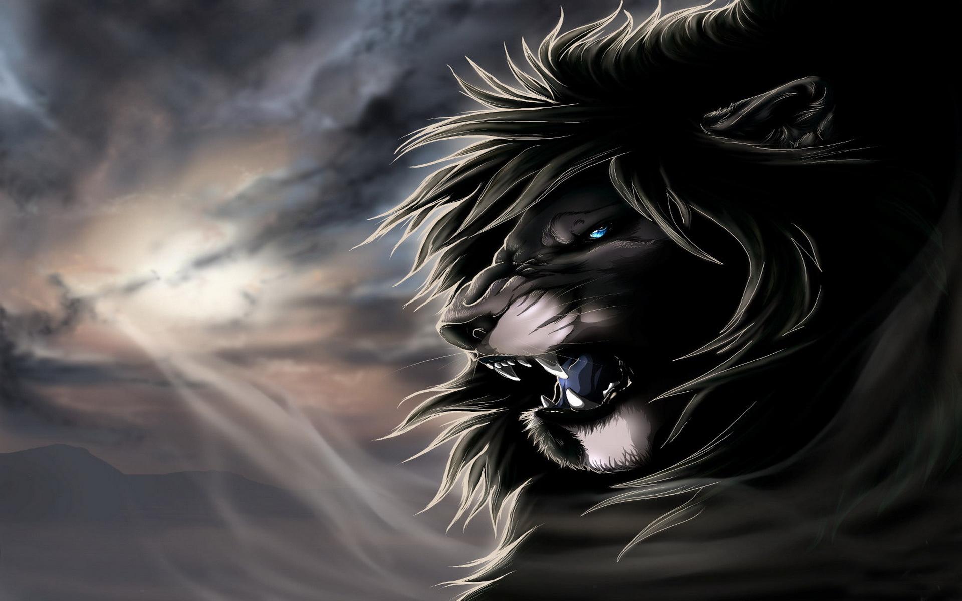 Anime Löwe