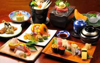 Alimento - Sushi Wallpapers and Backgrounds ID : 349165
