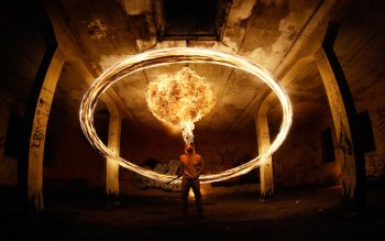 Män - Fire Breather Wallpapers and Backgrounds ID : 349491
