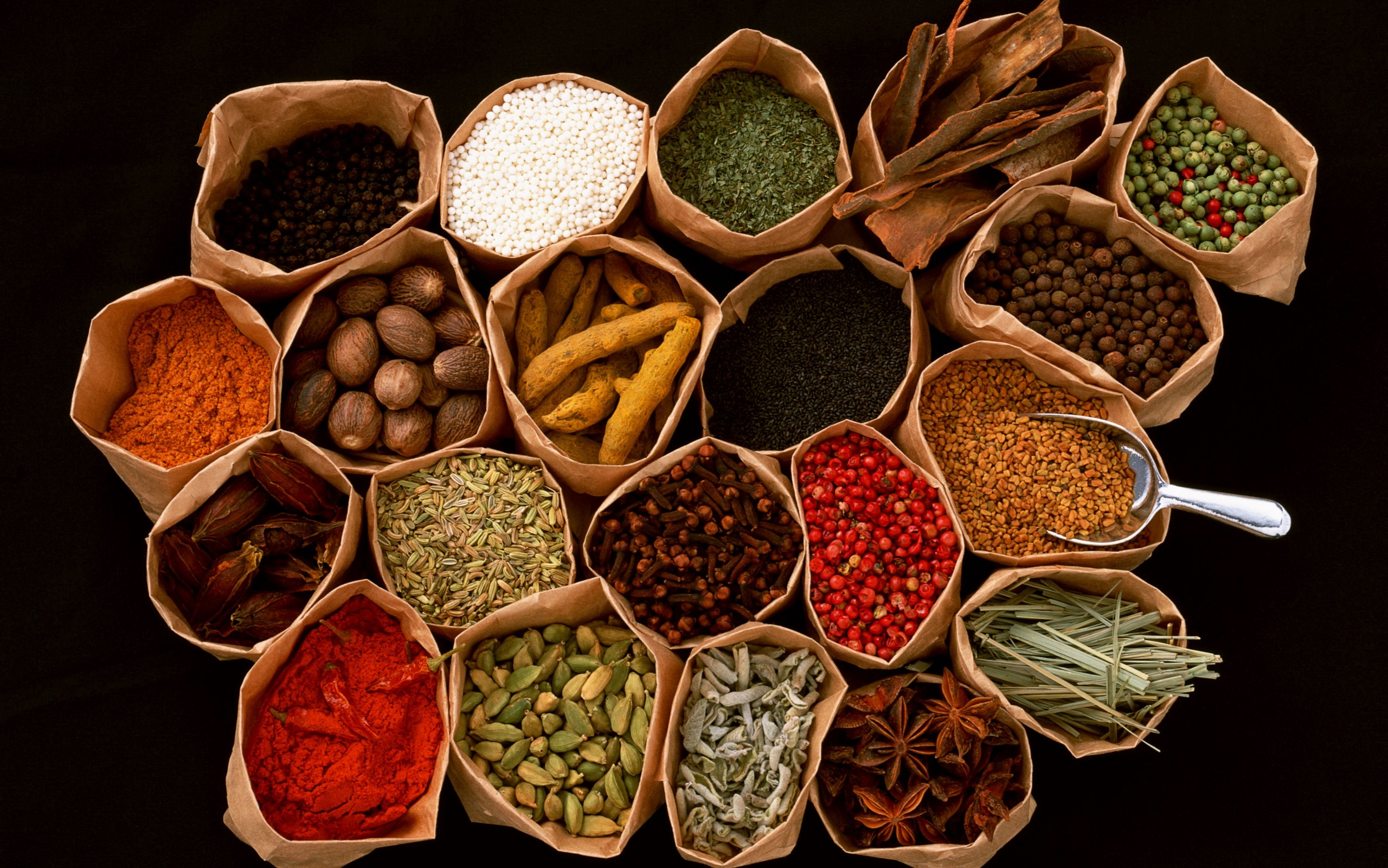 73 Herbs And Spices HD Wallpapers