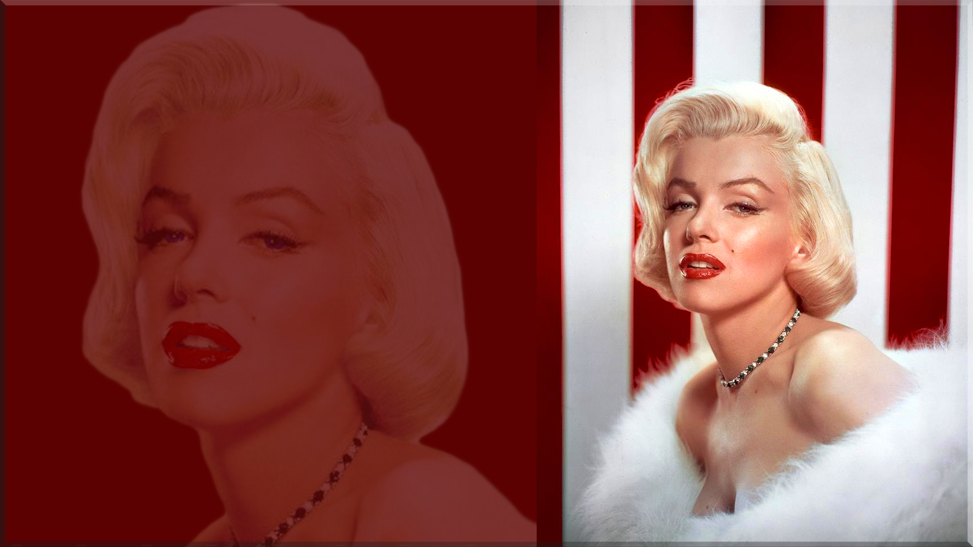 Celebrity - Marilyn Monroe  Blonde Actress Woman Wallpaper