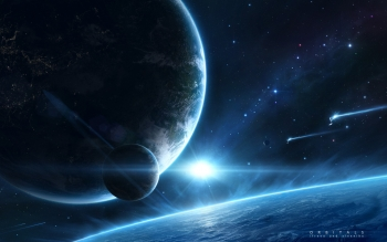 Sci Fi - Planets Wallpapers and Backgrounds ID : 350040