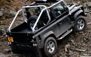 Vehicles - Land Rover Defender Wallpapers and Backgrounds ID : 350186