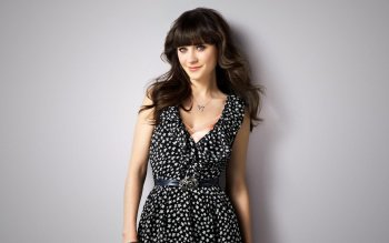 Celebrity - Zooey Deschanel Wallpapers and Backgrounds ID : 350883