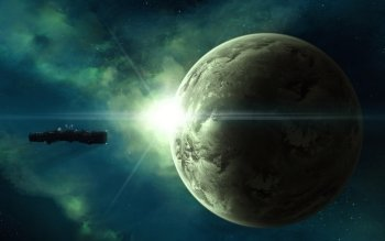 Science Fiction - Planet Wallpapers and Backgrounds ID : 350997