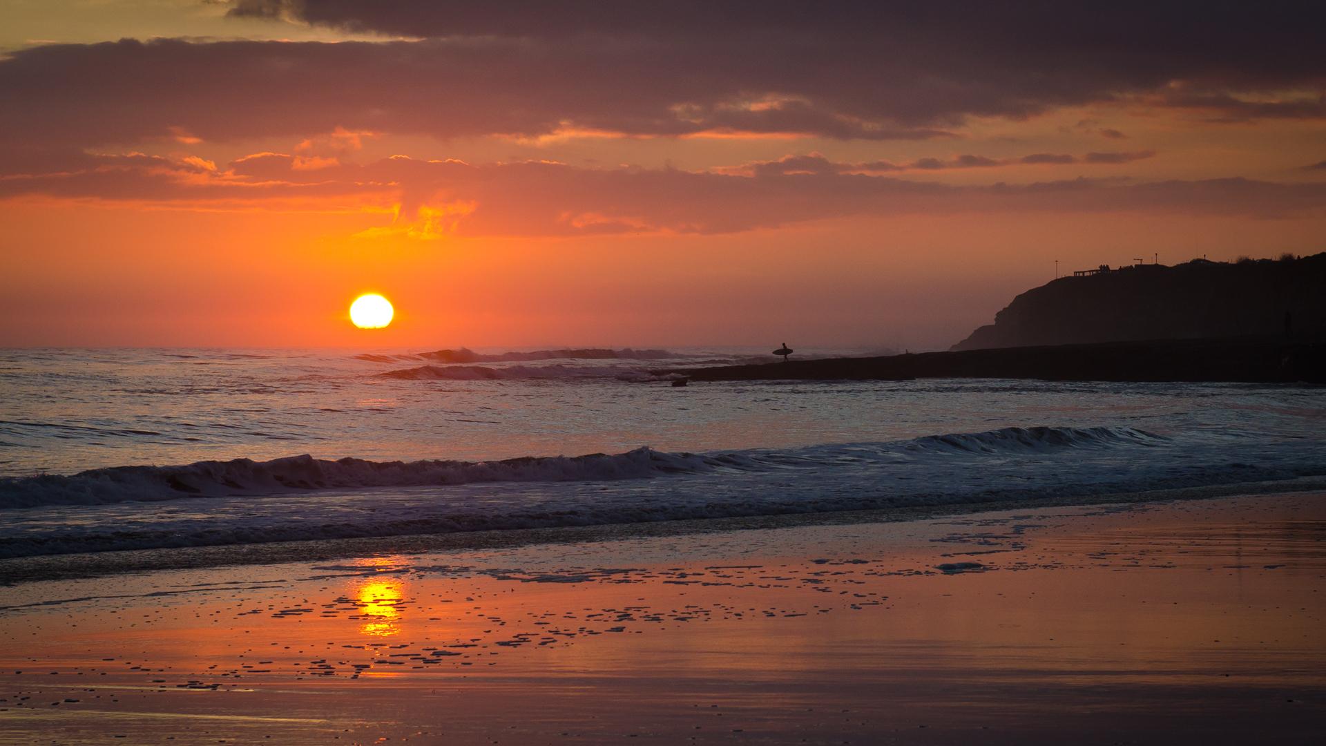 sunset hd wallpaper | background image | 1920x1080 | id:351417