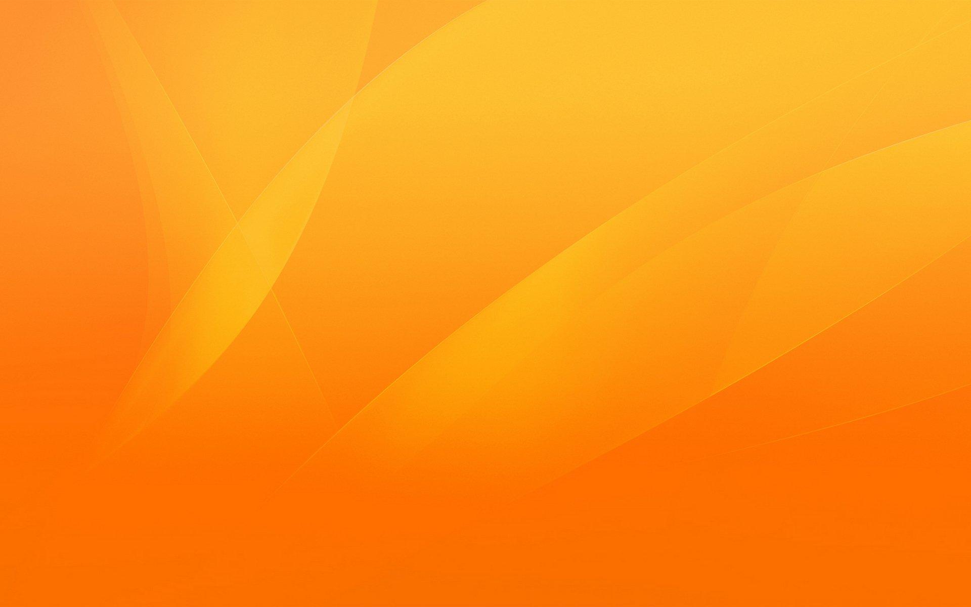 Naranja Fondo De Pantalla HD