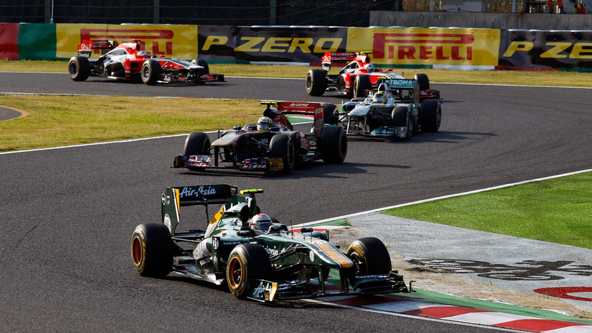 Sports - F1  Wallpaper