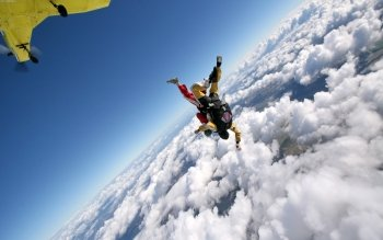 Sports - Skydiving Wallpapers and Backgrounds ID : 351573