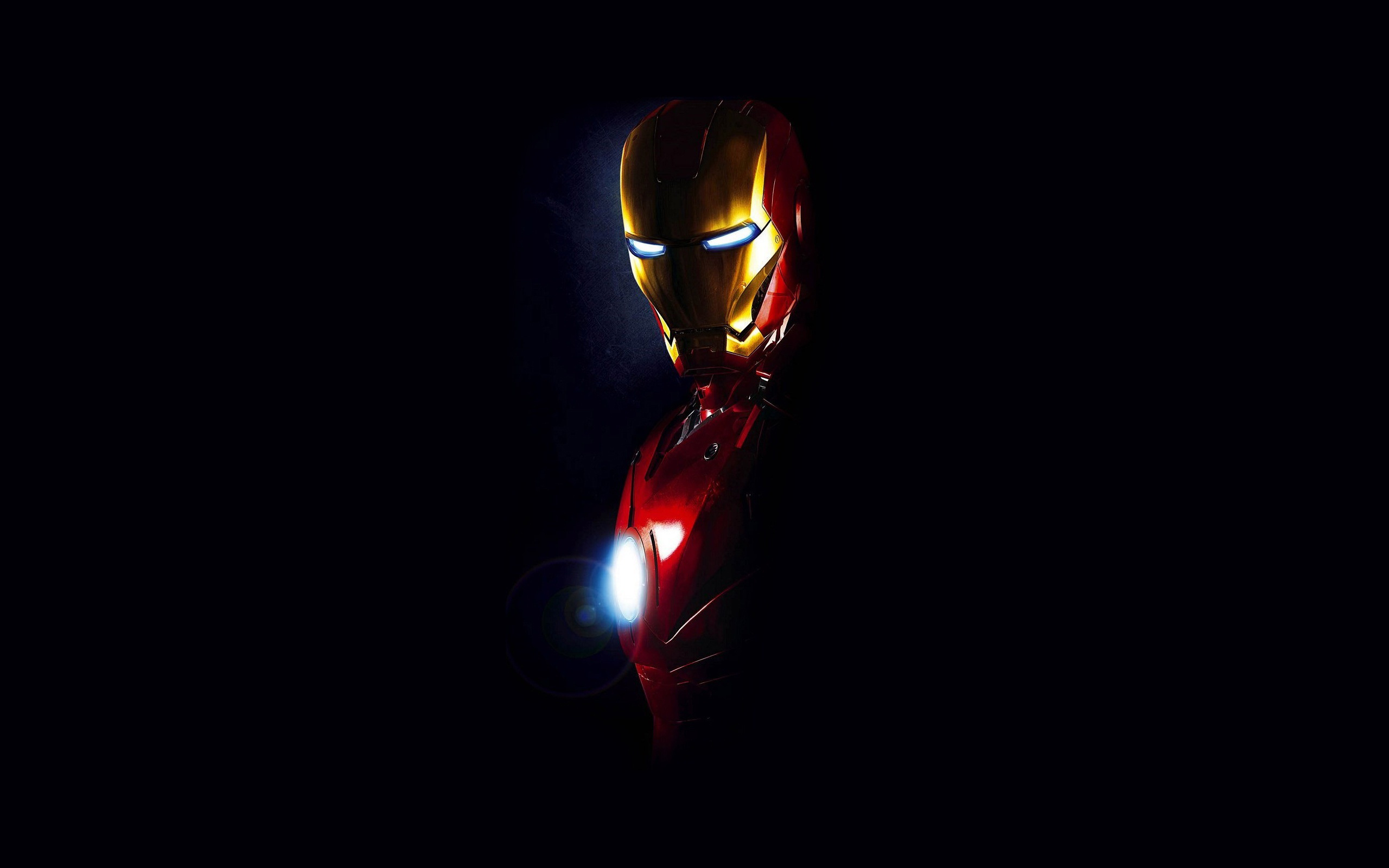 Iron Man Hd Wallpaper Background Image 2560x1600 Id 352134
