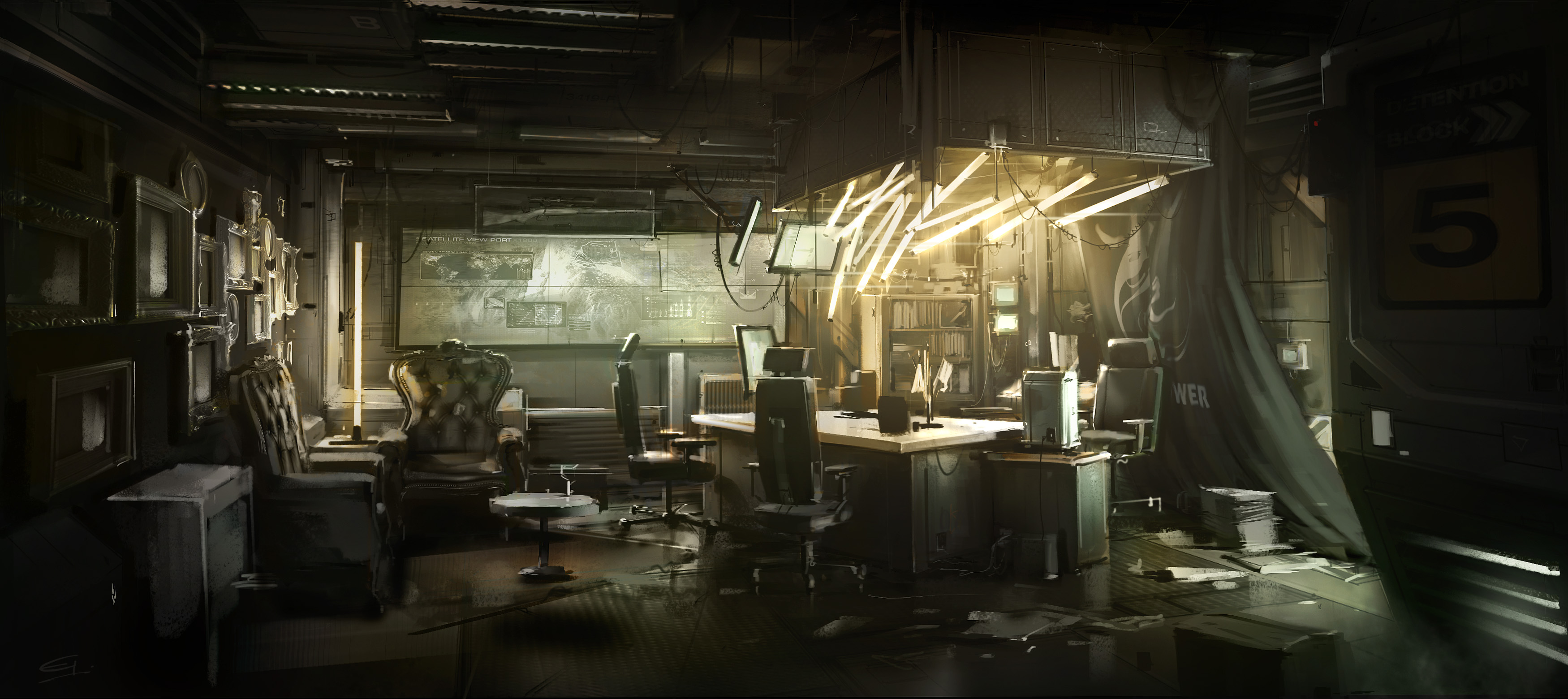 Deus Ex Human Revolution Concept Art Book Download