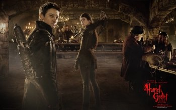 Movie - Hansel & Gretel: Witch Hunters Wallpapers and Backgrounds ID : 352423