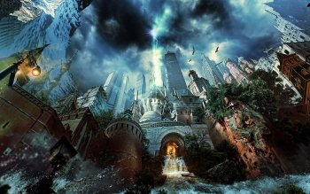 Fantasy - Artistic Wallpapers and Backgrounds ID : 352734
