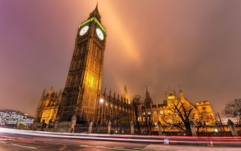 Man Made - Big Ben Wallpapers and Backgrounds ID : 352745