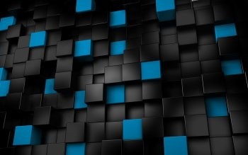художественный - Cubes Wallpapers and Backgrounds ID : 352912
