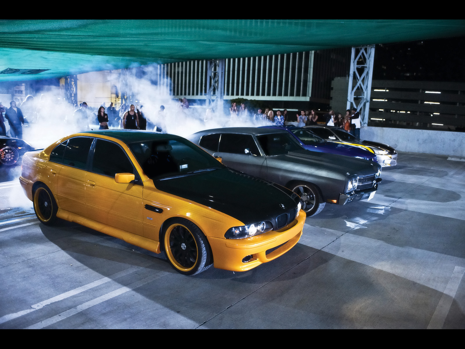 Fast And Furious Muscle Car Wallpaper Download