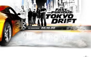 Movie - The Fast And The Furious: Tokyo Drift Wallpapers and Backgrounds ID : 353698