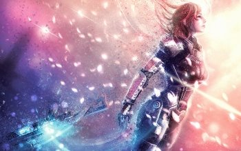 Video Game - Mass Effect Wallpapers and Backgrounds ID : 354884