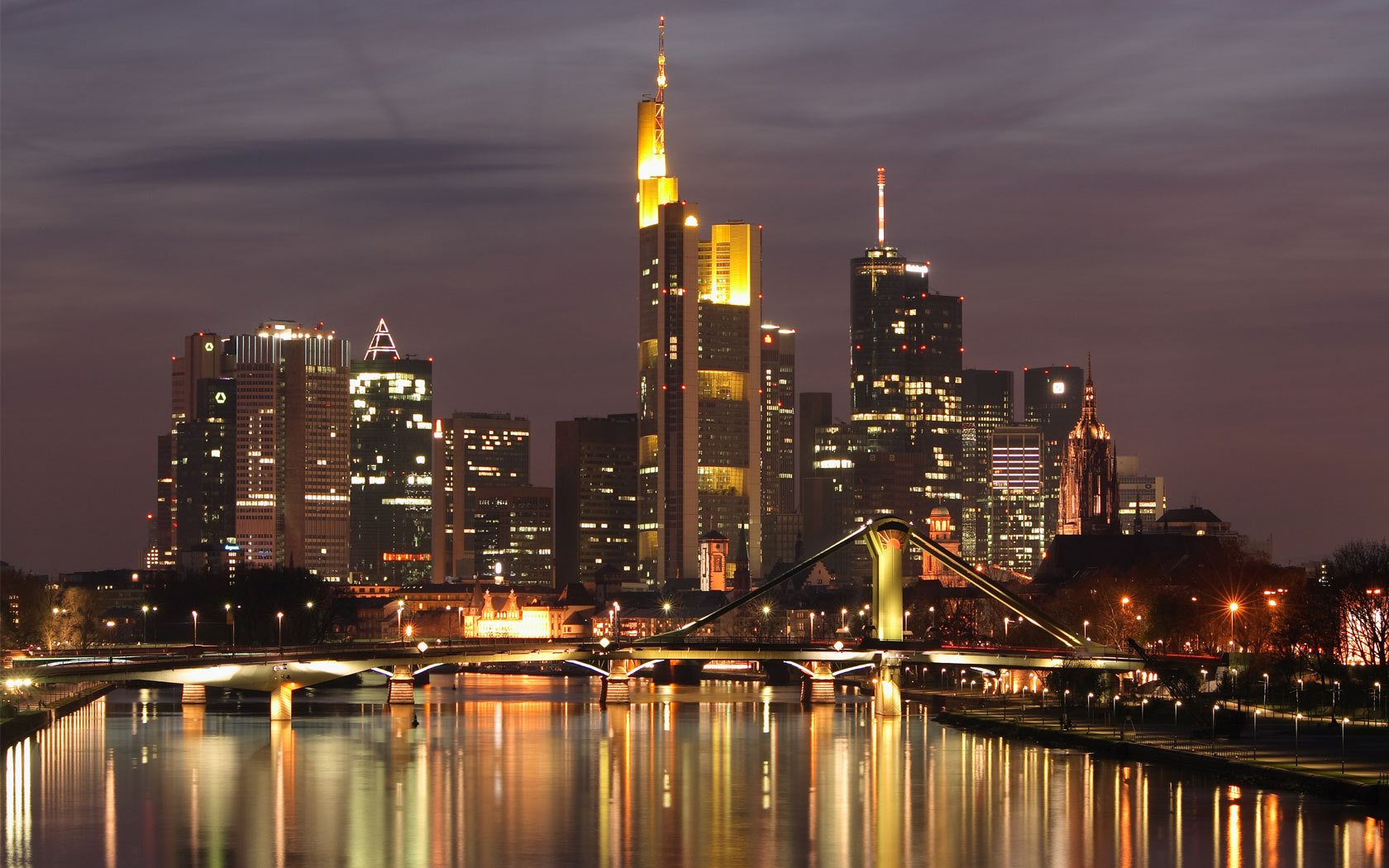 34 Frankfurt HD Wallpapers Background Images Wallpaper Abyss
