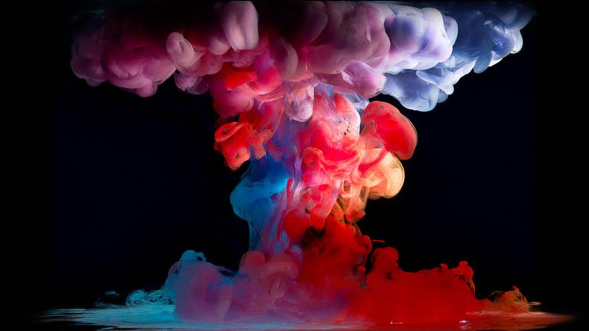Abstract - Smoke  Wallpaper